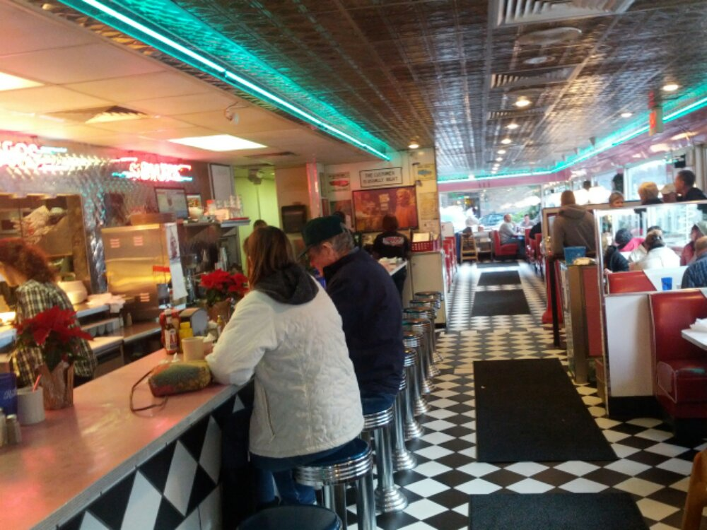 Troy's Diner in Boone, NC