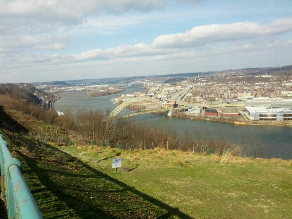 Postcard Shot of Pittsburgh!