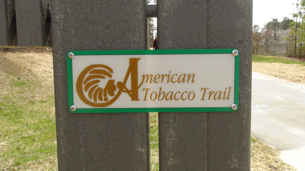 Scenes from the American Tobacco Trail