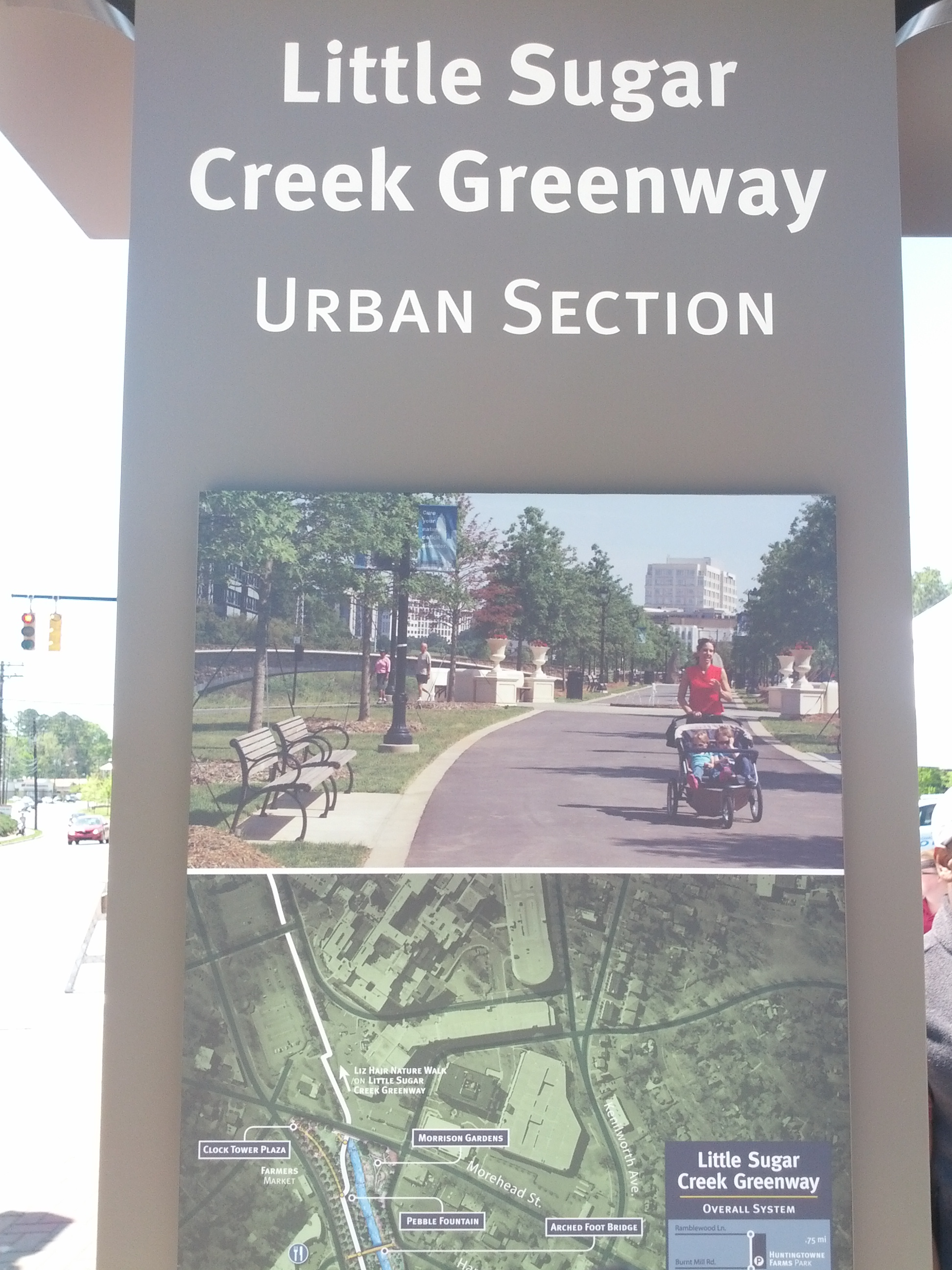 Sugar Creek greenway