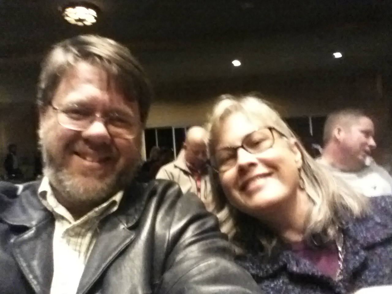 At the Kathleen Madigan Show