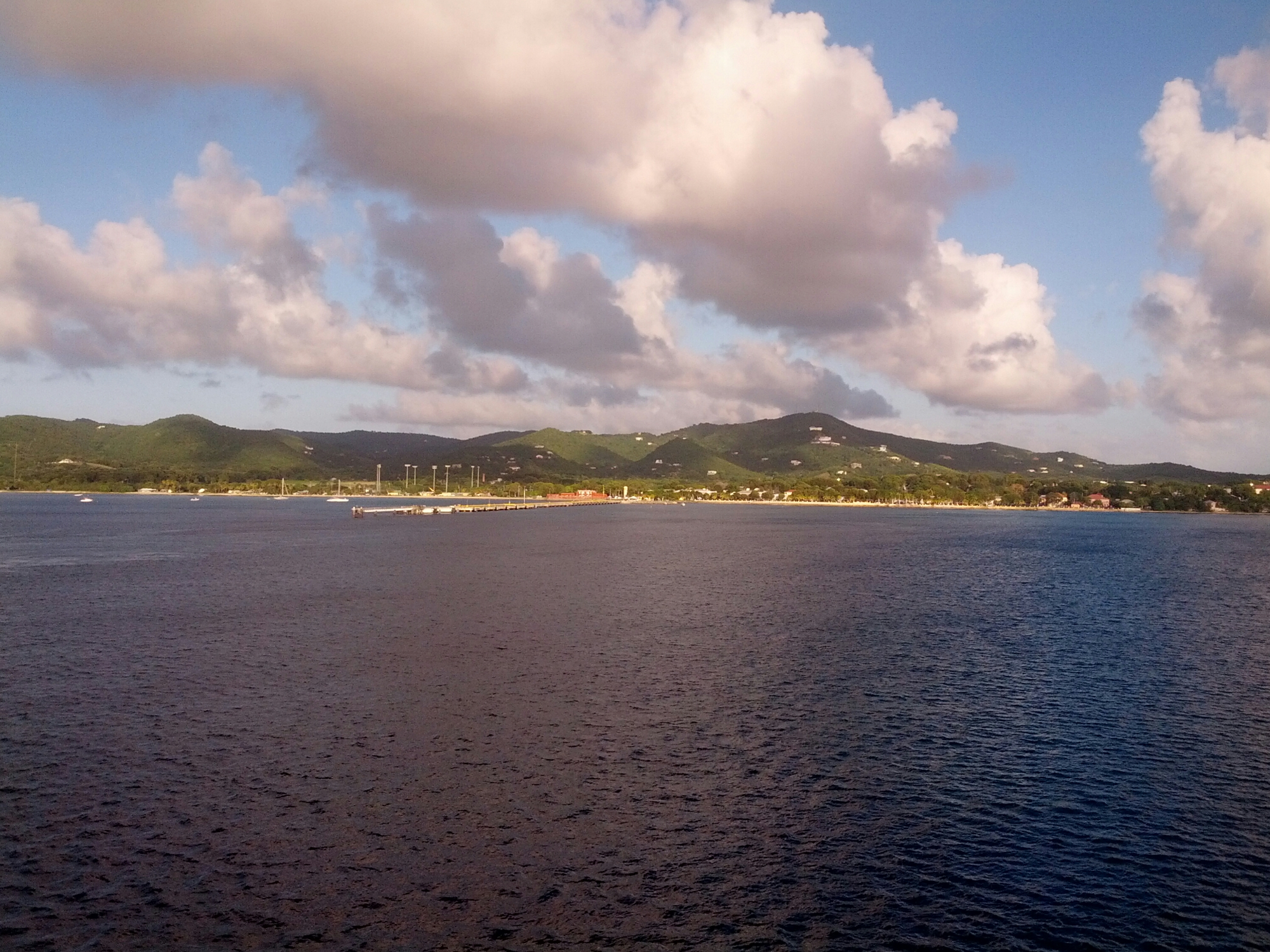Greetings from St. Croix