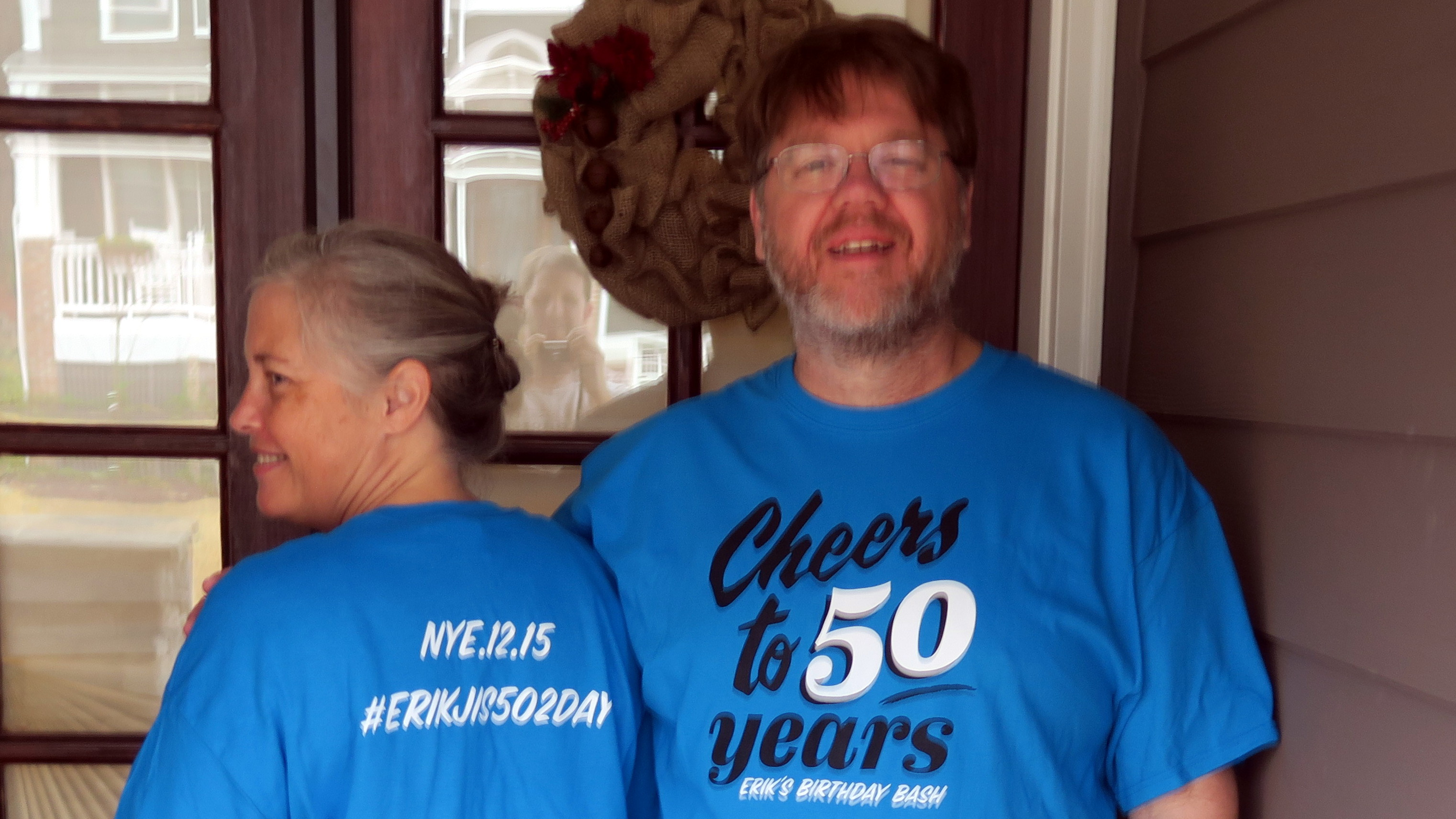 Erik Johnson is 50! Help us celebrate!