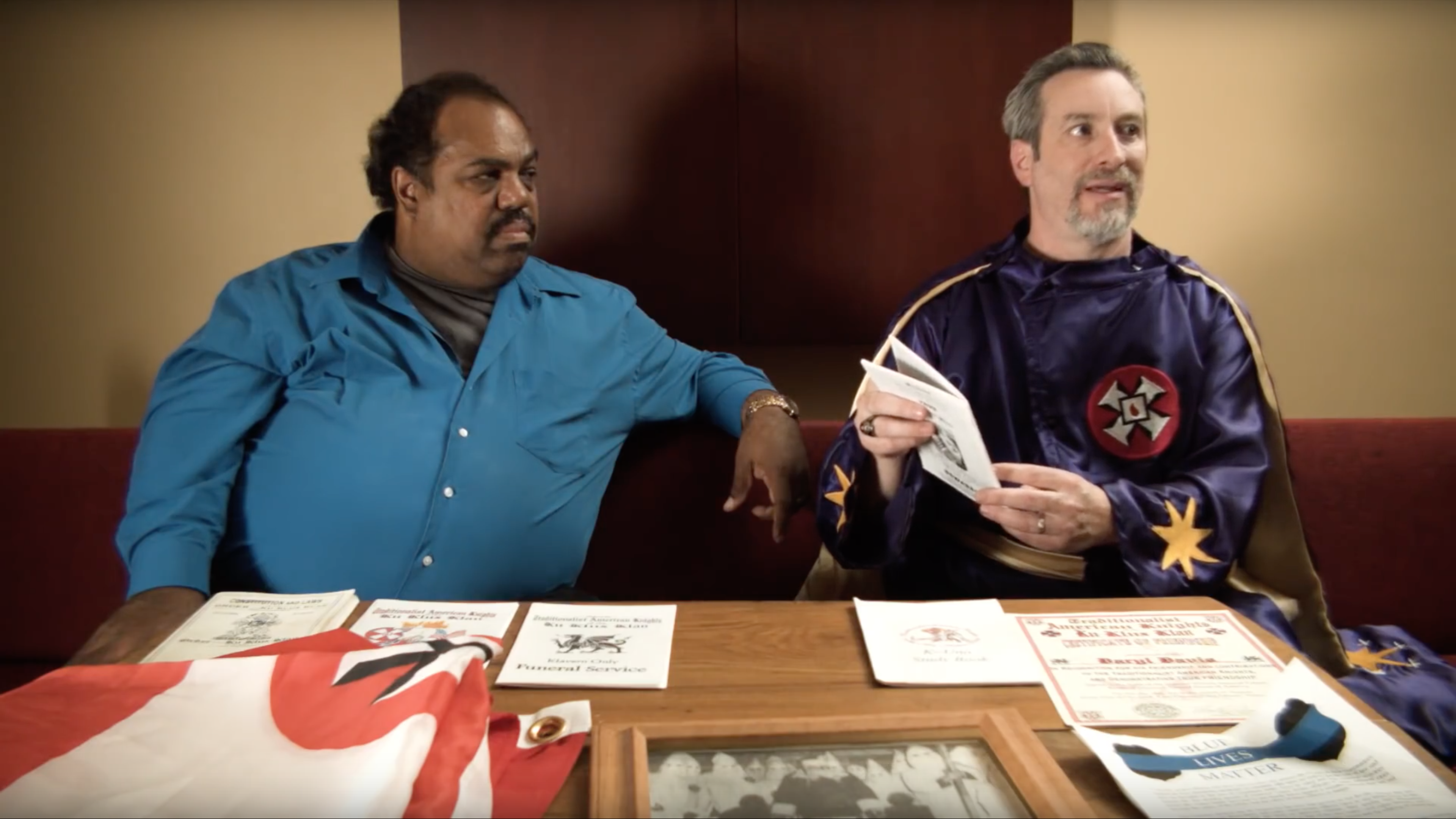 Daryl Davis for the Nobel Peace Prize