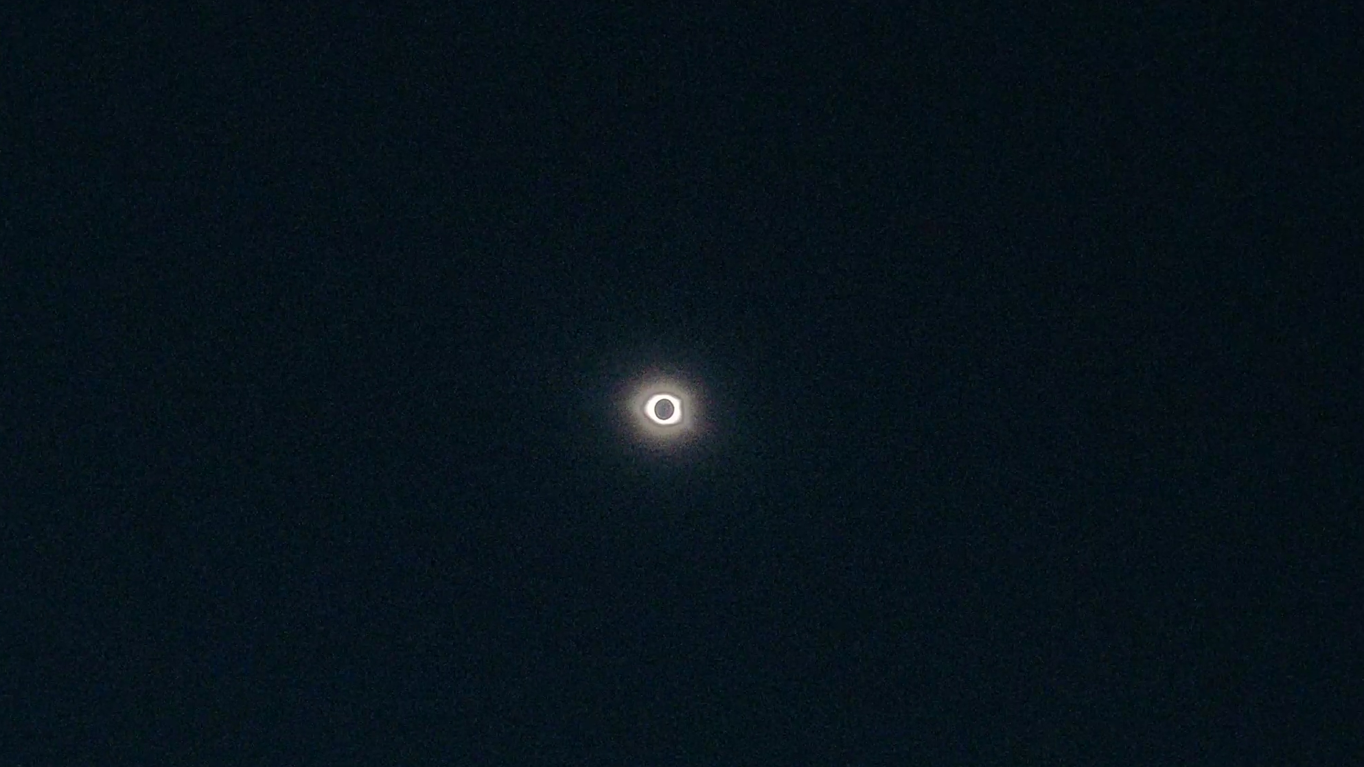 My solar eclipse 2017 experience