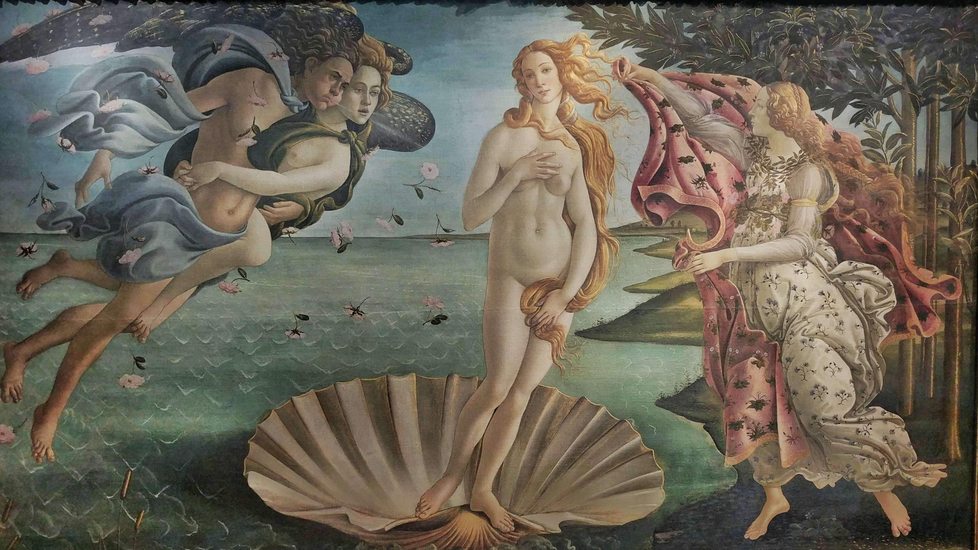 Thoughts on The Birth of Venus by Sandro Bottecelli